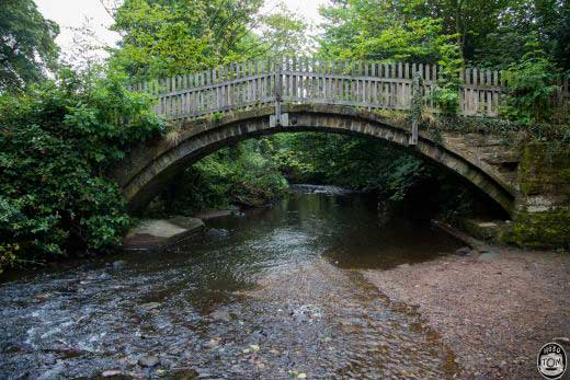 Beckfoot Bridge, Bingley.